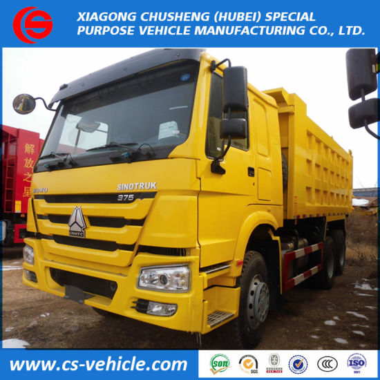 china sinotruck howo 6x4 371hp used tipper truck price 25tons dump rh csctruck en made in china com Sinotruck Parts Diagram Faw Trucks