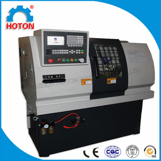 Factory Directsale Flat Bed CNC Lathe Machine (CK6125 CK6130) pictures & photos