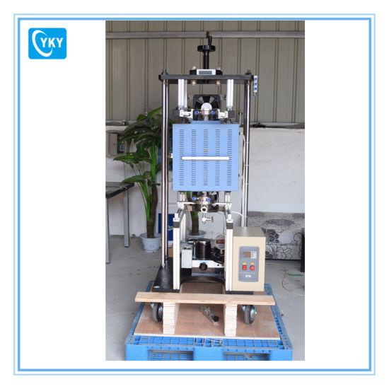 China Vacuum Hot Press Sintering Furnace With Quartz Tube