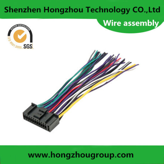 Wiring Harness Ac Co. . Wiring Diagram on