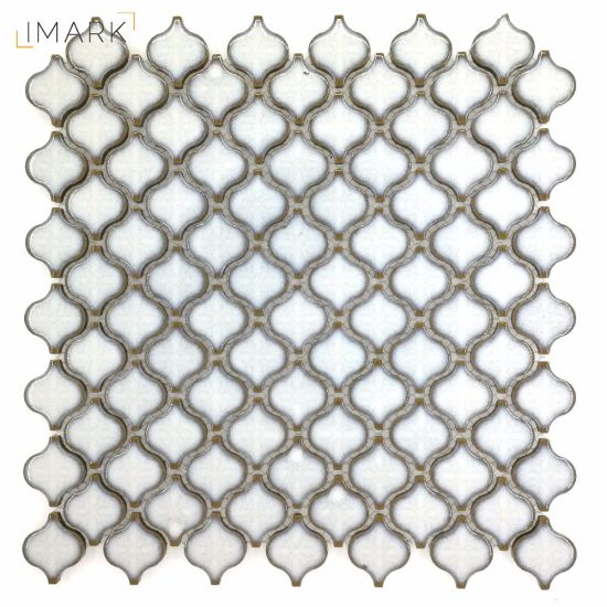 Wholesale Porcelain Mosaic for Kitchen Bathroom Wall and Floor Tile