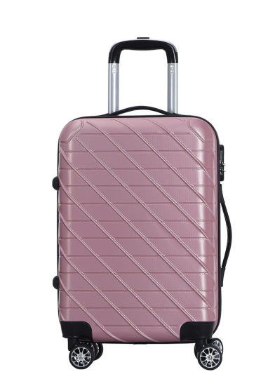 Nice Look Traveling Hand Luggage Convenient High Quality Suitcases Hard Shell Hot Sale Trlley Case