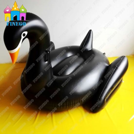 Inflatable Pool Floats, Pool Swan, Float Pool Flamingos, Inflatable Swans pictures & photos