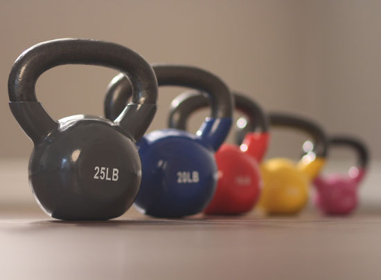 Good Cast Iron Vinyl Dipped Kettlebell (SA43) pictures & photos