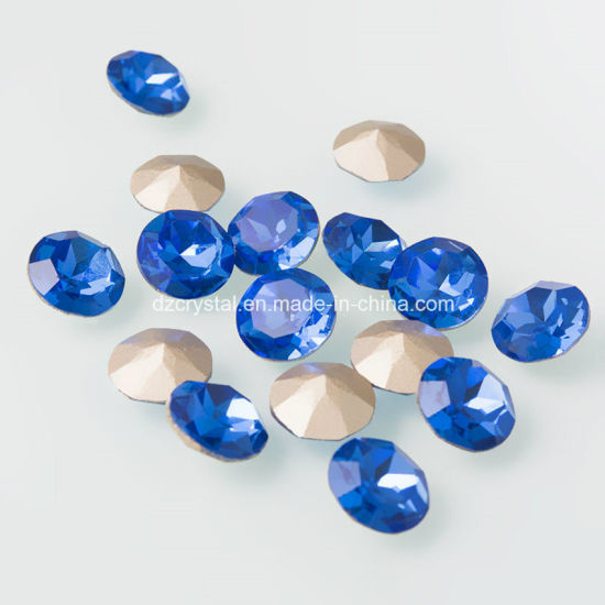 Jewellery Crystal Fancy Stone Gem Stones for Jewelry Parts pictures & photos