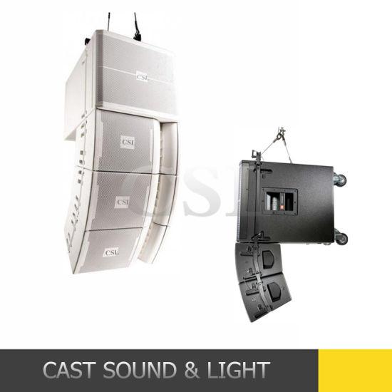 V12 Audio Speaker Passive Line Array Loudspeaker