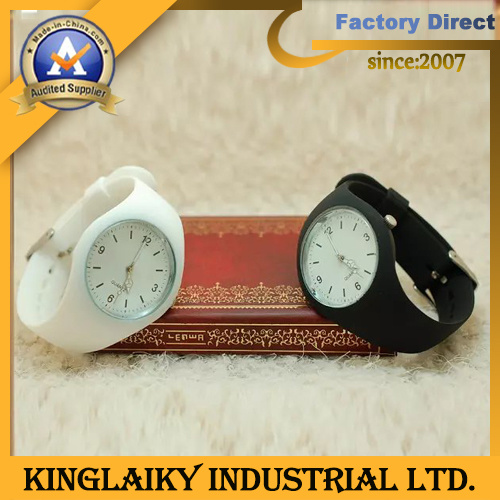 Silicone Fashion Sport Watch RoHS Standard (KW-009) pictures & photos