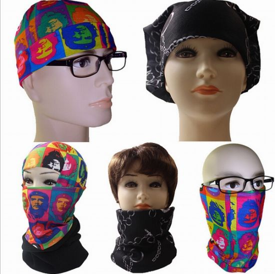 Multifunctional Polyester Microfiber Magic Headband, Magic Headband pictures & photos
