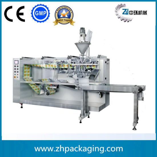 Automatic Horizontal Powder Packing Machine (Zh-140) pictures & photos