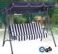 Patio Furniture Metal Patio Swing pictures & photos