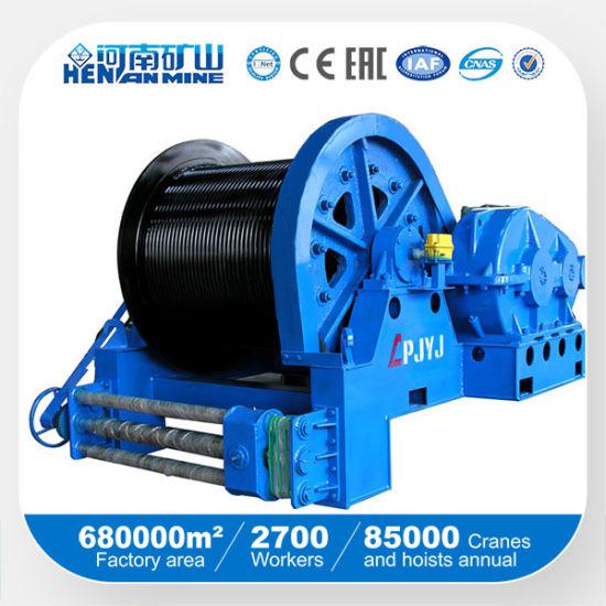 Slow Speed Electric Winch (JM Series)