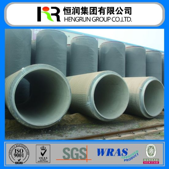 Wras Certificate Lowest Price High Quality Pccp Pipe for Water Diversion pictures & photos