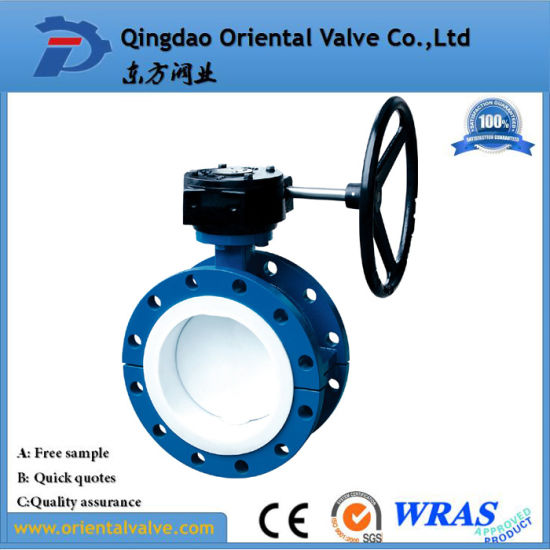 Dn50 OEM Precision High Quality Wafer Butterfly Valve with Price pictures & photos