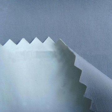 Waterproof Nylon Taslon Coated Fabric
