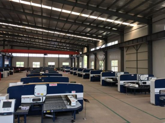 Dadong Brand CNC Servo High Speed Punching Press 12/16/20/24/32 Stations pictures & photos