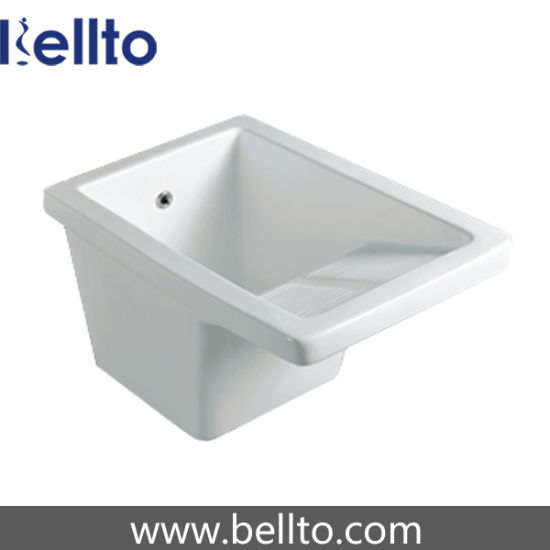 Porcelain/Ceramic Laundry Tub (940) pictures & photos