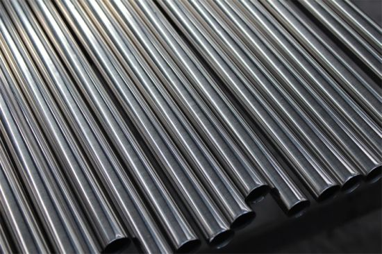 201 Round Stainless Steel Pipe pictures & photos