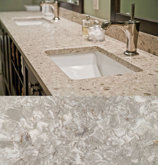 Luxor Quartz Stone More Durable Than Granite
