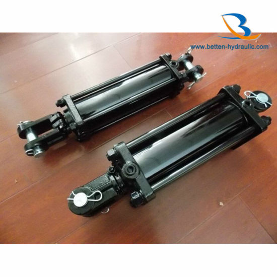 12 Inch Chrome Plated Tie Rod Cylinder Sales pictures & photos