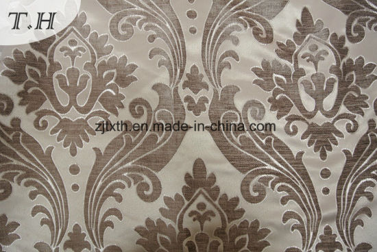 Pc Dyed Chenille Europe Sofa Fabric Types Fth31827