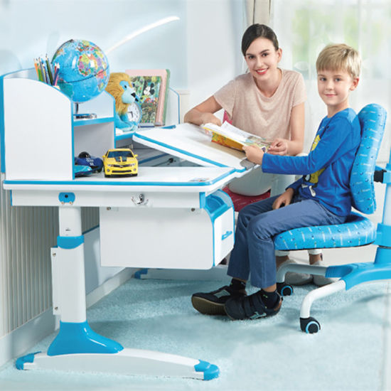 New Design Ergonomic Children Table and Chair for Homework