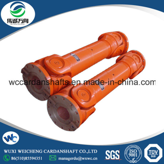 SWC Series-Medium-Duty Designs Cardan Shaft pictures & photos