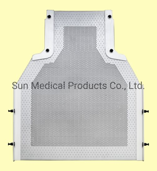 Civco Type Head-Shoulder-Breast Thermoplastic Mask for Radiotherapy