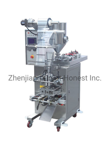 Automatic Fluid, Semi-Fluid Packaging Machine Series
