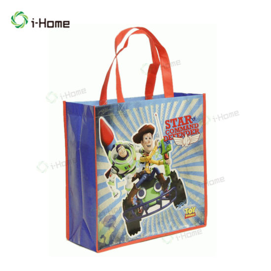 New Design Fashion Promotional Non Woven Gift Bag