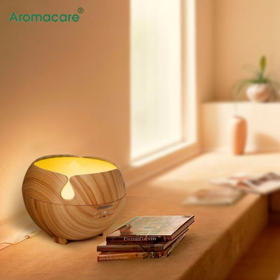 Aromacare 2017 Innovative Product Ideas USB Diffuser Bamboo Aroma Diffuser  (20006B)