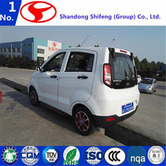 China 4 Seats Small Electric Car Mini Electric Car Model Car China