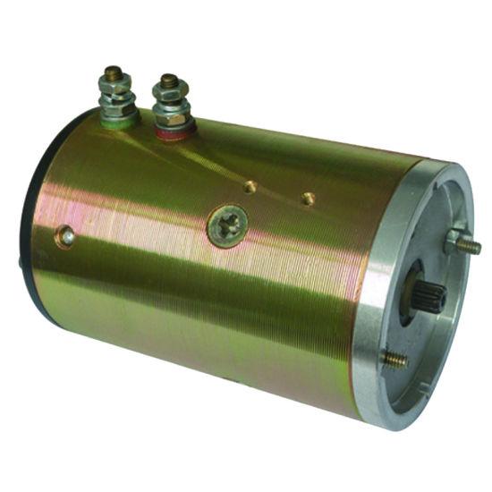 24V 2200W Hydraulic DC Motor with Cw Rotation