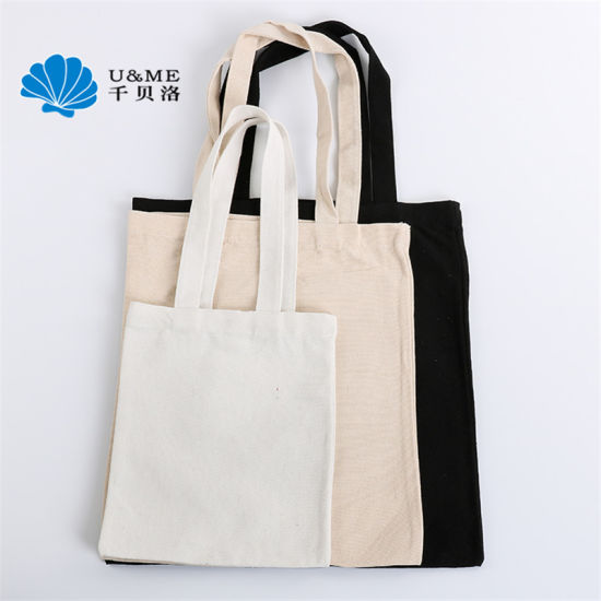 ece21672ae27 China Stock Canvas Bag Cotton Bag Shopping Bags Tote Bag - China ...