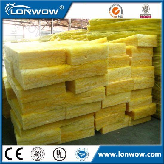 2017 China Aluminum Foil Insulation Board Glass Wool Board