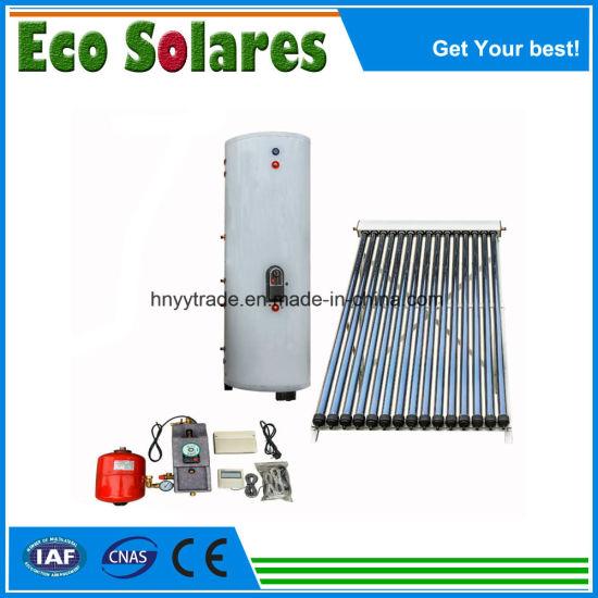 China 200L Split Pressurized Solar Water Heater System - China Solar ...