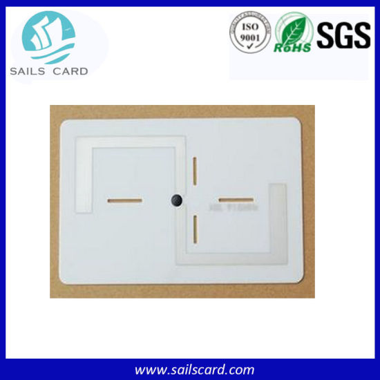 Alien H3 9654 UHF RFID Tag for Vehicle Parking or Windshield Sticker for Car Access Control pictures & photos