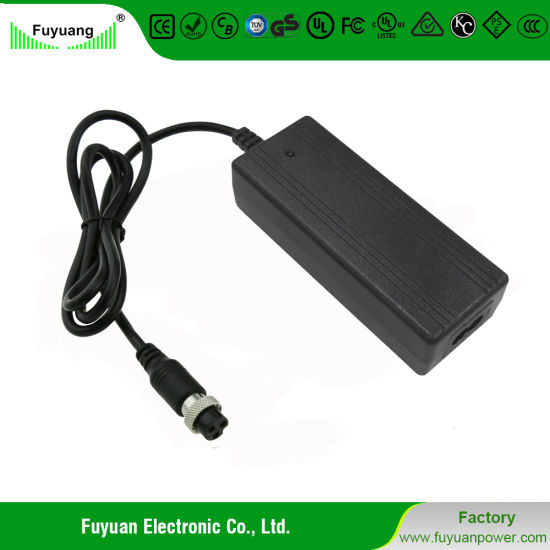 25.2V 2A Battery Charger for E-Bike E-Scooter Power Tool