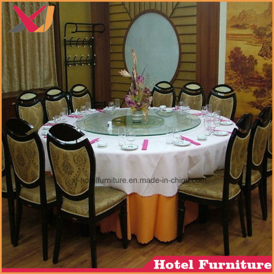 New Design 100% Polyester Jacquarf Hotel /Wedding/Banquet/Restaurant Table Cloth/Table Cover pictures & photos