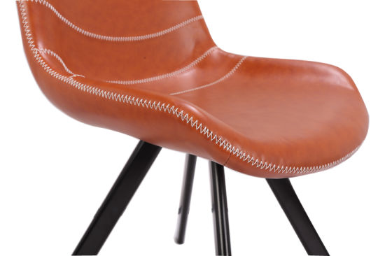 Remarkable China Wholesale Modern Leather Fabric Metal Leg Dining Room Unemploymentrelief Wooden Chair Designs For Living Room Unemploymentrelieforg