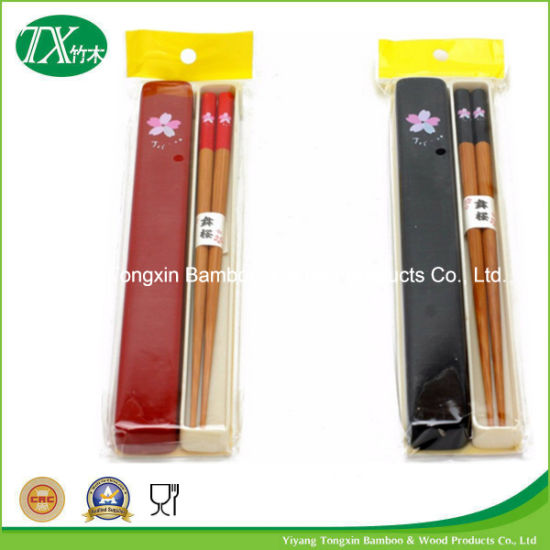 China Personalize Bamboo Chopstick Wedding Favors China Reusable