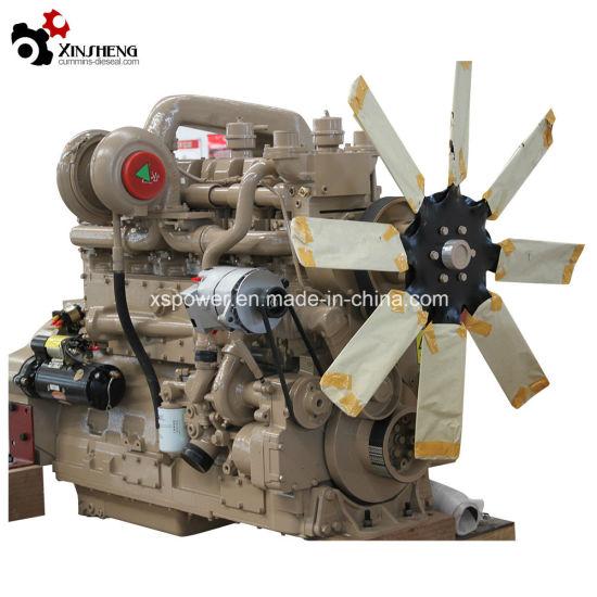 China Cummins Industrial Diesel Engines (4B, 6B, 6C, 6L, 6Z