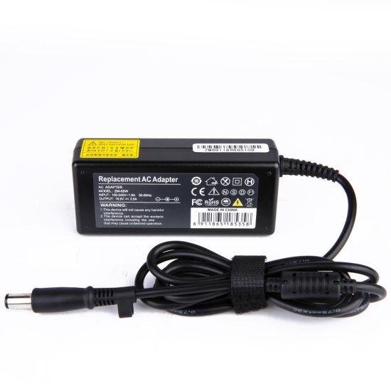 65W 18.5V 3.5A AC Adaptor for HP