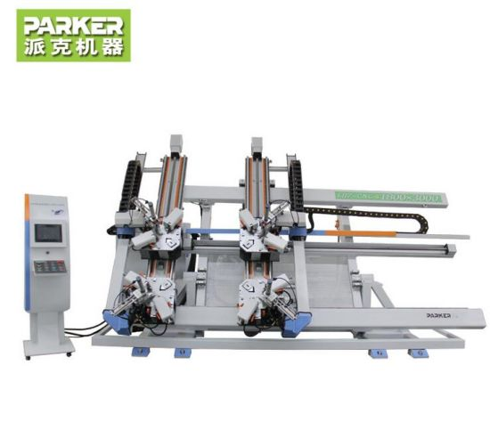Aluminium Window Four Head Crimping Machine pictures & photos