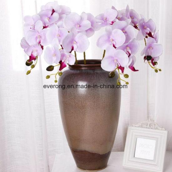 China beautiful decorative latex flower bouquet orchid artificial beautiful decorative latex flower bouquet orchid artificial silk flower mightylinksfo