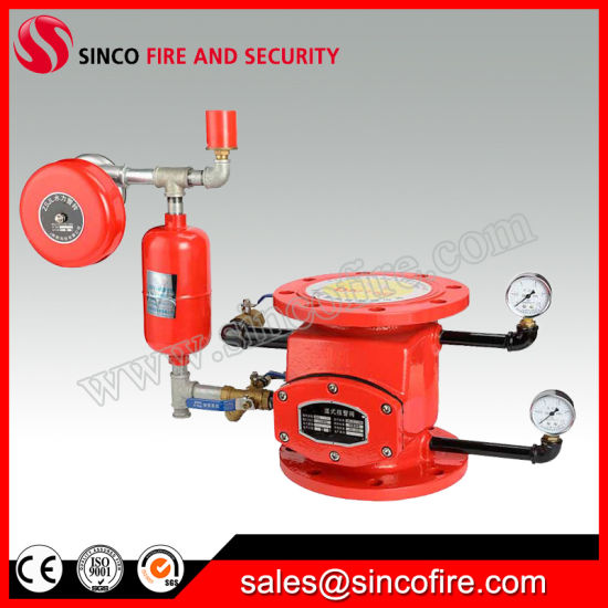 Ductile Iron or Cast Iron Wet Alarm Check Valve pictures & photos