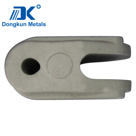 ISO 9001 Aluminum Gravity Casting Parts for Airplane