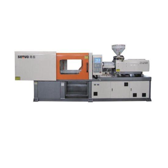 Zs250 Servo Precise Energy Saving Injection Molding Moulding Machine Machinery