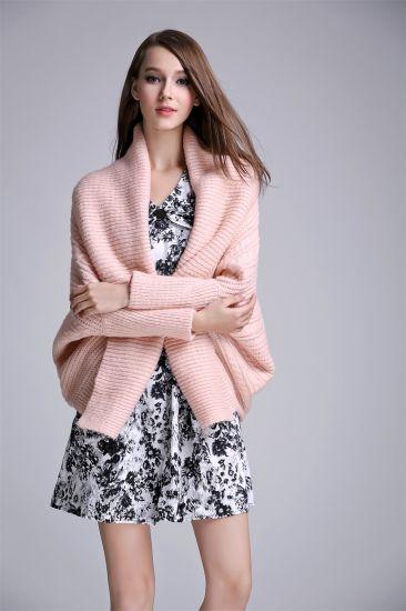 Fashion Women Jacket Cardigan Knitwear Casual Winter Sweater