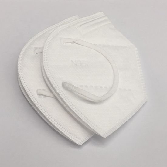 Approved Anti Dust Disposable 5 Ply Face Mask