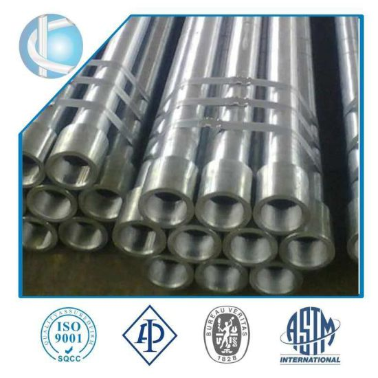 API-5CT Seamless OCTG Oiling & Casing Tubing Pipe with Grade J55/K55/N80/L80/C95/P110